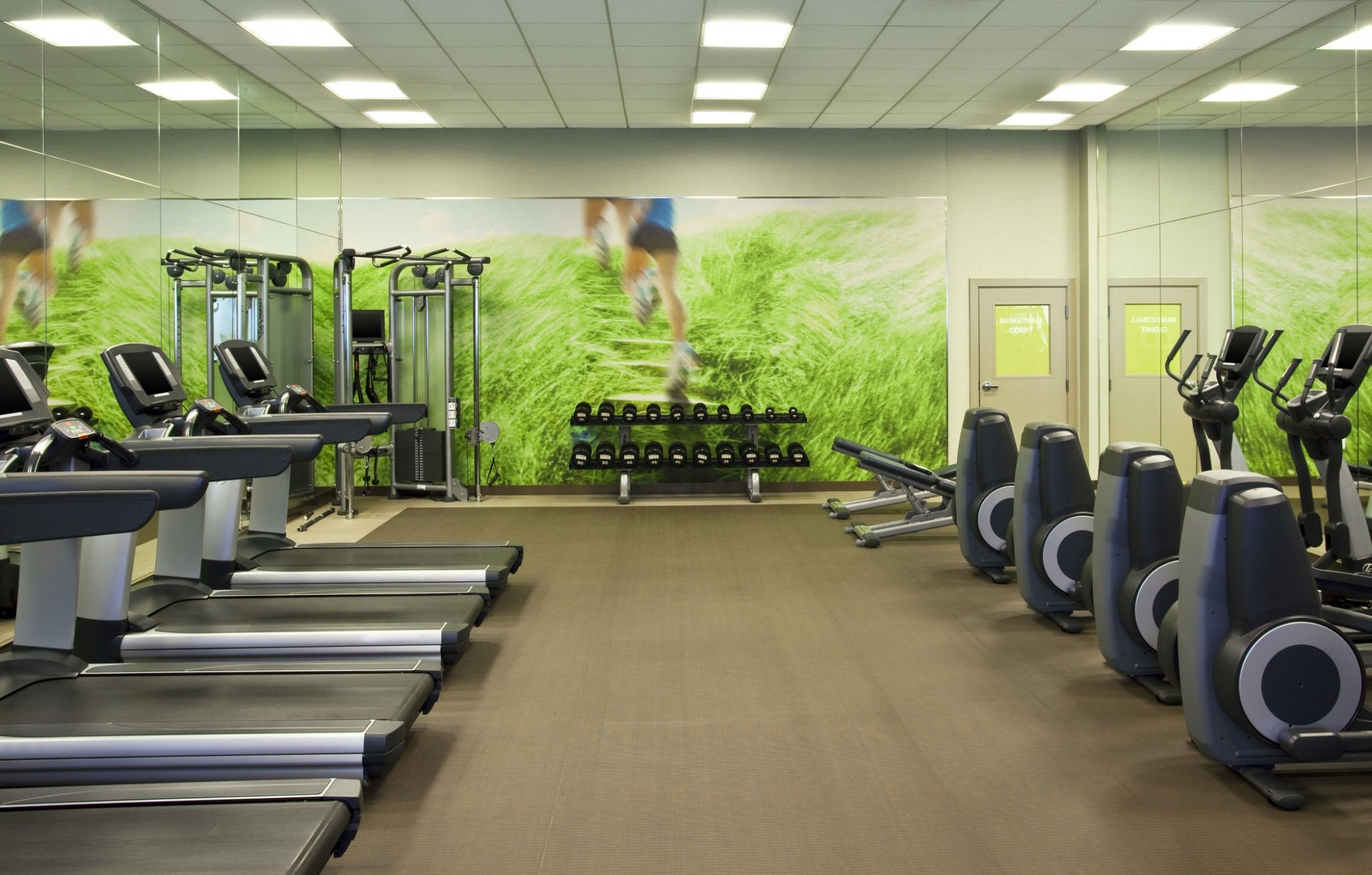 The Westin Denver Downtown Fitness Center
